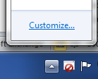 Customize Taskbar